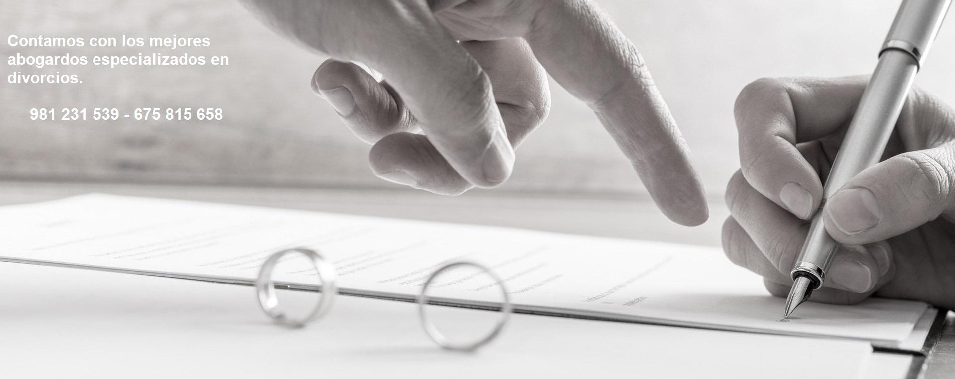abogados divorcios y separaciones en coruyña